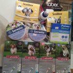 Desparasitación Mascotas Reva, Advantix, Pulvex, Taber las mejores marcas para el cuidado de tu mascota