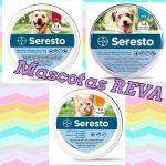 Desparasitación Mascotas Reva, Seresto la mejor manera de proteger a tu mascota