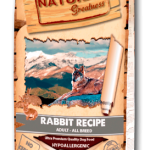 Rabbit recipe de Natural Greatness, alimento a base de conejo