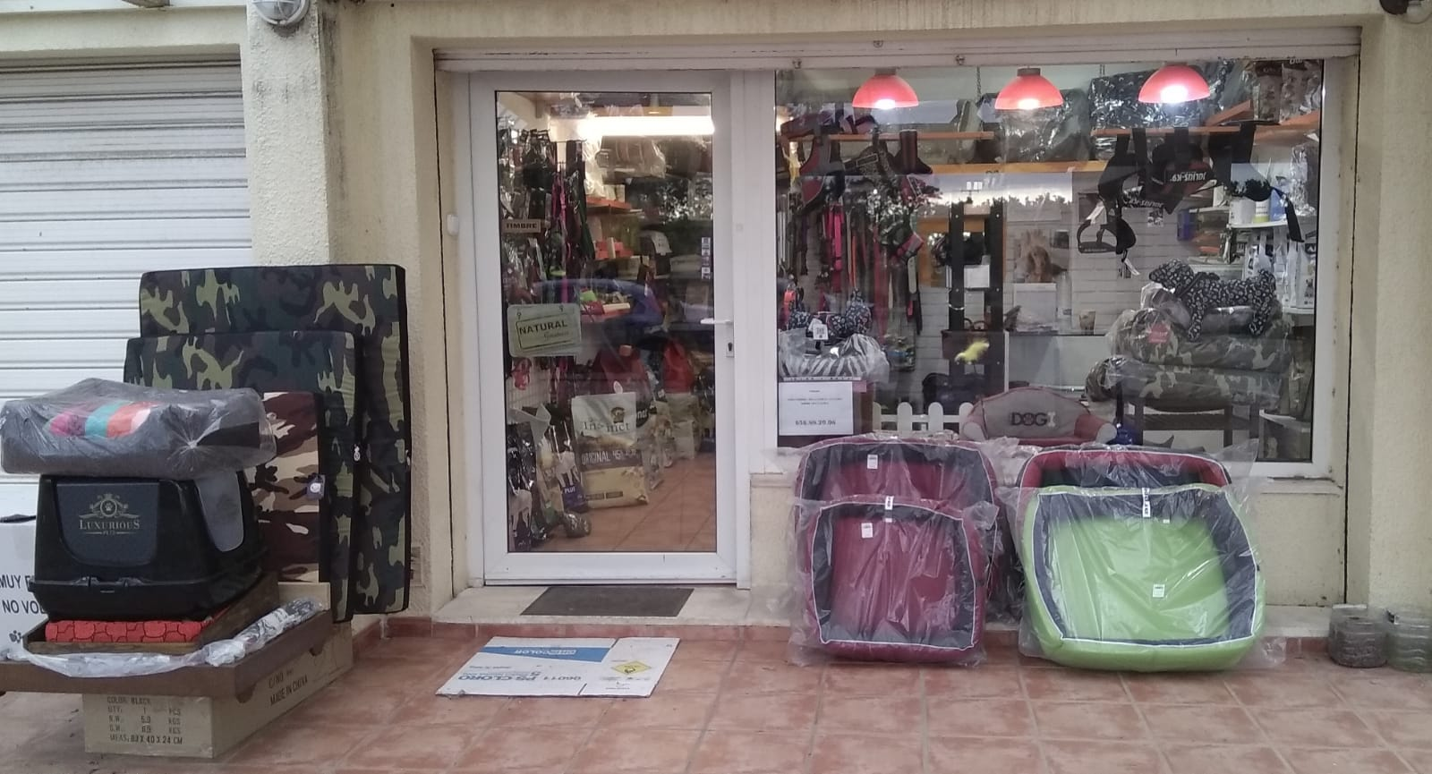 Swap Natural Greatness Ownat Mascotas Reva, nuestra tienda en Urbanización Reva (Ribarroja)