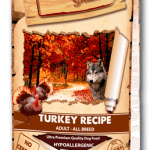 Turkey recipe de Natural Greatness, sin cereales